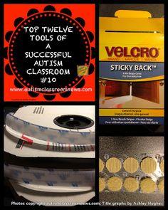 Top Twelve Tools of a Successful Autism Classroom #10 via @drchrisreeve