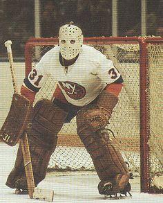 Billy Smith NY Islanders Hockey Goalie, Hockey Teams, Goalie Mask, New York Islanders, Vancouver Canucks, My Themes, Nhl, Spiderman, Superhero