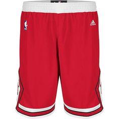 269098e6ca5 adidas Chicago Bulls Youth Swingman Road Shorts
