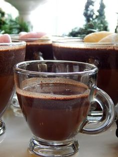 Food for thought: Ρόφημα αυθεντικής σοκολάτας