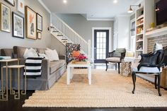 Jessica and Scott's East Coast Eclectic Nest