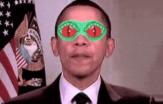 Obama snake
