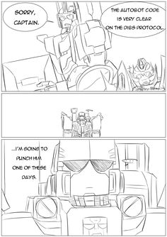 Dibs part 3: Transformers Tomfoolery