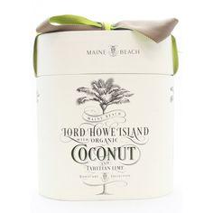 MAINE BEACH マインビーチ Coconut and Tahitian Lime Series ココナッツ&ライムシリーズ DUO Gift Pack デュオ ギフト パック(ボディスフレ・ハンドクリーム)