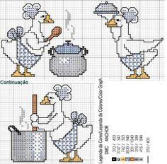 Gráfico para Cozinha