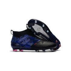 the best attitude f888a 7ea86 adidas ACE 17+ Purecontrol FG Mens Football Boots Dragon - Core Black Blue  Botas Adidas