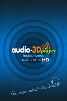 Audio-3D Player HD gratis im App Store › Mobile Handy App