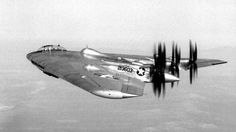 07 Northrop XB-35, an experimental flying wing heavy bomber developed for the United States Army Air Forces during and shortly after World W...