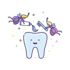 Choose from 60 top Sweet Tooth stock illustrations from iStock. Find high-quality royalty-free vector images that you won't find anywhere else. Dentist Cartoon, Tooth Cartoon, Free Vector Graphics, Free Vector Art, Sweet Tooth Image, Teeth Drawing, Line Drawing, Drawing Guide, Dental Art