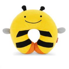 HOT NEW Baby KID Animal Print CAR Seat Travel Neck Rest Soft TOY Pillow 4 Styles   eBay $7.48 free postage