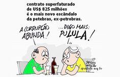 Petrobras fechou contrato superfaturado de US$ 825 milhões com Odebrecht