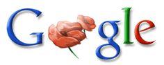 Google Logo - Anzac Day In Australia and New Zealand - April 25, 2009