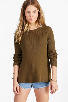 BDG Johnny Ribbed Sweater