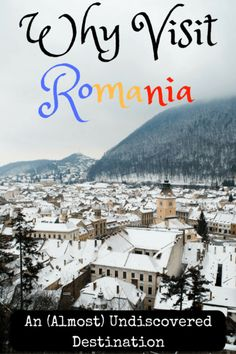 Why travel Romania? Plenty of reasons! This still-hidden gem is affordable, unique, and truly beautiful. Here are our first impressions on life in Romania.