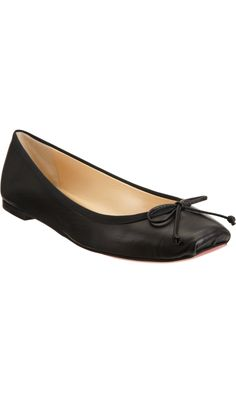 Christian Louboutin Rosella (the most comfortable ballet flats!)