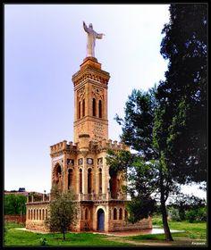 Toledo  El Cristo de la Vega - Toledo (para Olaya)  Por Karppanta