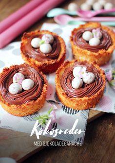 Mine beste påskeoppskrifter! Stevia, Desserts, Food, Tailgate Desserts, Deserts, Essen, Dessert, Yemek, Food Deserts
