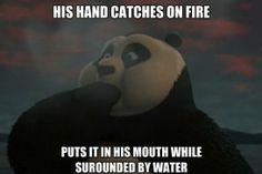 Kung Fu Panda 2 Logic - www.meme-lol.com