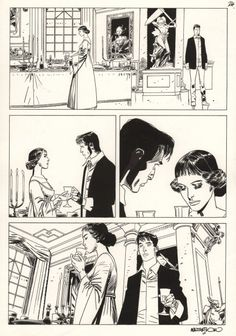 Dylan Dog Color Fest 3 pg24, in Fabio C.'s � Bonelli - Sequential Art Comic Art Gallery Room - 717935