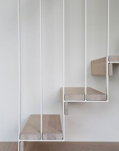 Looking for Modern Stair Railing Ideas? Check out our photo gallery of Modern Stair Railing Ideas Here. Modern Stair Railing, Stair Handrail, Modern Stairs, Railing Design, Staircase Design, Railing Ideas, Staircase Ideas, Steel Stairs Design, Staircase Remodel