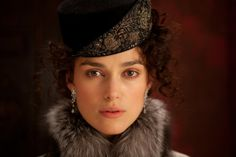 Keira Knightley stars as Anna in director Joe Wright's bold, theatrical new vision of the epic story of love, ANNA KARENINA, a Focus Features release.