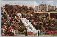 Olson Rug Park and Waterfall 1935-1978 How well I can remember taking the bus ride to this park for a few hours of fun! Riverview may have closed but Chicago is a big city! :-)
