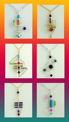 Wire and Bead Jewelry, Harpstone Galleries