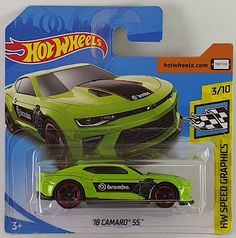 18 Camaro SS - 26-2019 - 2 2005 Ford Mustang, Ford Gt, Chevrolet Bel Air, Chevrolet Chevelle, Volkswagen Caddy, Cadillac Ats, Corvette C7, Ford Torino, Nissan Skyline Gt