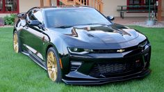A Basic 2016 Chevrolet Camaro V6 Is The Most Surprising Enthusiast's Car In A…