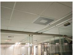 Altavoz para instalar en falso techo Altavoz pasivo decorativo para