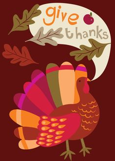 Thanksgiving Turkey Victoria Johnson Design