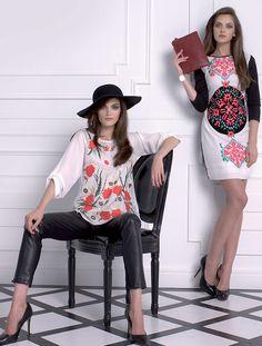 Top LUCY y Vestido FRANCES
