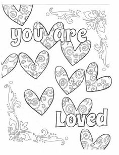 I Love My Aunt Coloring Pages - Coloring Panda | Mom ...