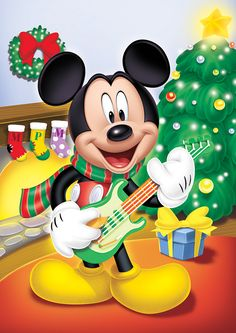 Various 2D renders of Mickey Mouse and Friends done for various book publications.