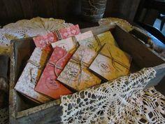 """1942 love letters""   vintage shower invitations"