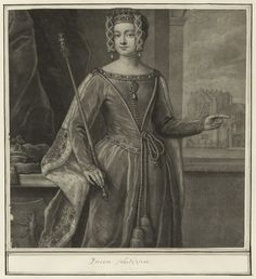 Philippa of Hainault (1314?-1369), Queen of Edward III