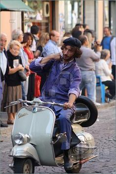 Italian #Vespa