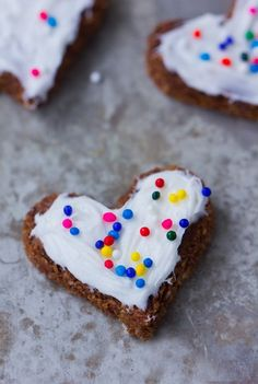 Homemade Chocolate Sugar Cookies - So soft and chewy and just perfect… and NO flour! http://chocolatecoveredkatie.com/ @choccoveredkt