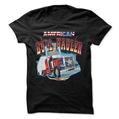 American Bull Haulers T Shirts, Hoodies. Get it now ==► https://www.sunfrog.com/Automotive/American-Bull-Haulers.html?41382