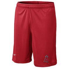 Los Angeles Angels of Anaheim AC Dri-FIT Training Short by Nike - MLB.com Shop