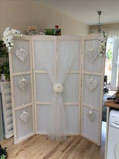 Wedding Hire, Ladder Decor, Diy, Home Decor, Decoration Home, Wedding Suit Rental, Bricolage, Room Decor, Do It Yourself