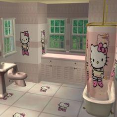 Lastest Hello Kitty Bathroom Pink Rugs Night Bathroom Ideas Honey Bathrooms