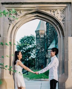 Pre-Wedding Session – University of Toronto,Toronto Canada by: Rowell Photography Wedding Engagement, Engagement Session, Engagement Photos, University Of Toronto, Engagement Photo Inspiration, Toronto Wedding, Toronto Canada, Couple Shoot, Engagements