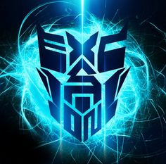 Excisions sweet new logo inspired by Transformers