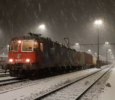 Train Suisse, Swiss Railways, Electric Locomotive, Trains, Snow, Train, Eyes