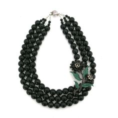 In love with this necklace from Elva Fields