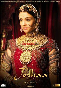 Jodhaa-Akbar is an Indian epic historical drama directed and produced by Ashutosh Gowariker. It stars Hrithik Roshan and Aishwarya Rai Bachchan in lead roles.