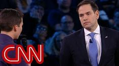 """Florida shooting survivor confronts Marco Rubio: 'Will you stop taking NRA money?' - It was a rough night forMarco Rubio (R-FL) duringhis CNN town hallin Florida this Wednesday. Things got tense when he was questioned by a survivor of last week's mass shooting at a Florida high school, who challenged him to cease receiving donations from the NRA.  On stage in front of a live audience, high school juniorCameron Kasky said,""""This isn't about red and blue. We can't boo people because…"""