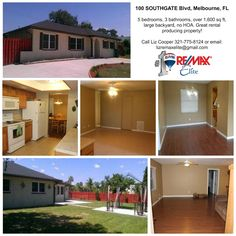 INVESTOR ALERT! Great rental home adjacent to Florida Institute of Technology.