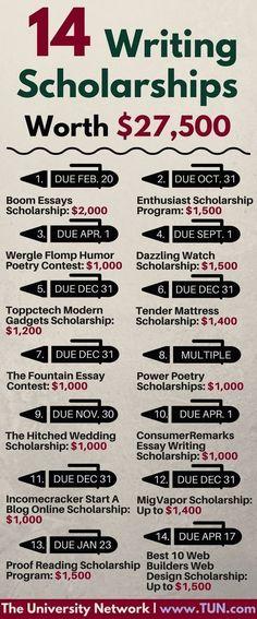 career plan essay for scholarship